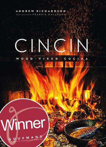 Photo of the New CinCin Cookbook